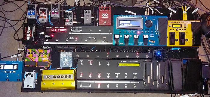Pedalboards 2014