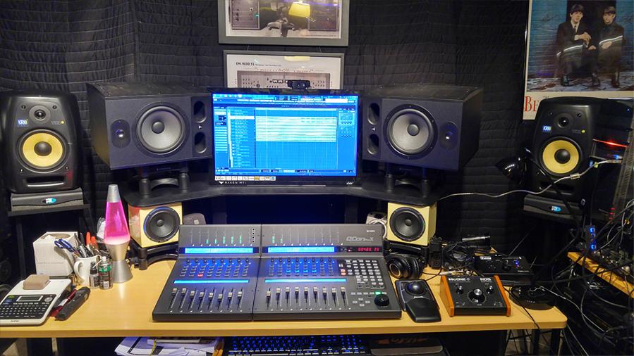 Mark's Studio
